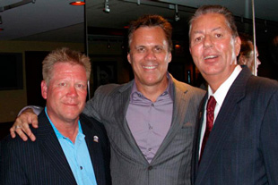 Dr. David Fletcher, Richard Roeper and Ladewski