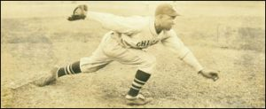 Bill Foster - Chicago American Giants - media available by the Chicago Baseball Museum Foundation