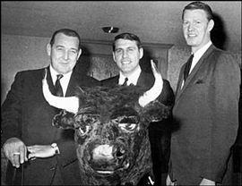 Brickhouse did 1st Bulls deal: Jack Brickhouse - The CBM vintage Baseball podcast features Jack Brickhouse