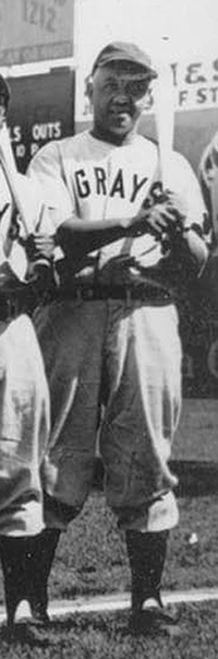 Double Duty Radcliffe with a bat in his hand was one of the most natural things in baseball.