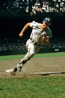 Jim Landis' blazing speed was a spark for the Sox.