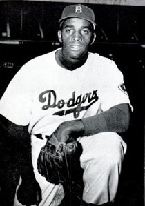 Joe Black recalls mentoring from Jackie Robinson - This CBM vintage baseball podcast features  interview with Joe Black.