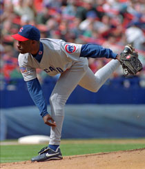 Local kid Foster achieves dream by making Cubs rotation: Kevin Foster - This CBM vintage baseball podcast features 1994 interview with Kevin Foster