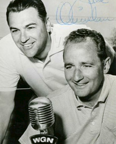 Remembering WGN and the Cubs: Jack Quinlan and Lou Boudreau The CBM vintage Baseball podcast features from LA Coliseum with Jack Quinlan and Lou Boudreau