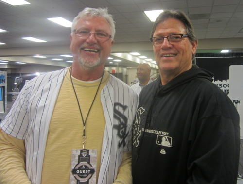 Gary native Ron Kittle's story took place after he just signed as a raw minor-leaguer with the White Sox in 1979. He was asked to catch veteran Farmer at Ed Smith Stadium in Sarasota, Fla.