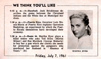 When WGN-TV televised the Cubs home day game and White Sox road night game on the same day, Jack Brickhouse typically handled the prime-time telecast.