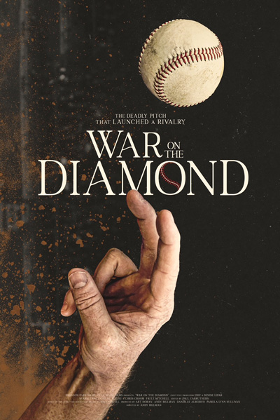 War on the Diamond book cover.