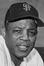 Willie Mays was both encouraged and taught a traditional baseball lesson by Duty.