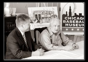 Read about Jerome Holtzman and the Chicago Baseball Museum